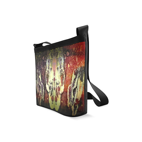 Red Sky Cross-Body Bag