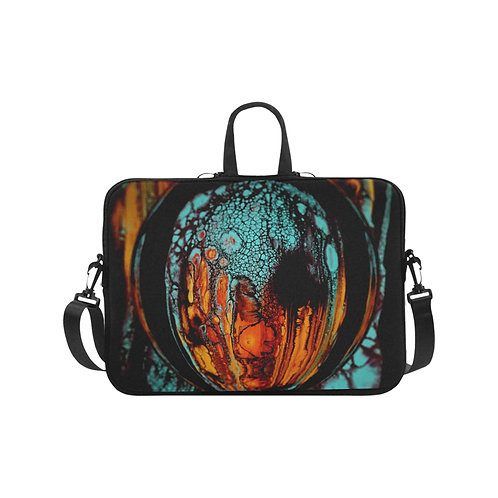 Turquoise Laptop Case - 17 Inch