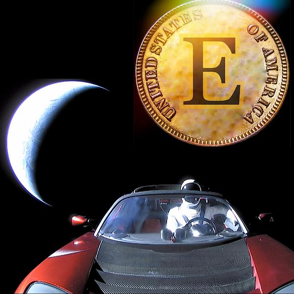Elon's Sportster on it way to Mars