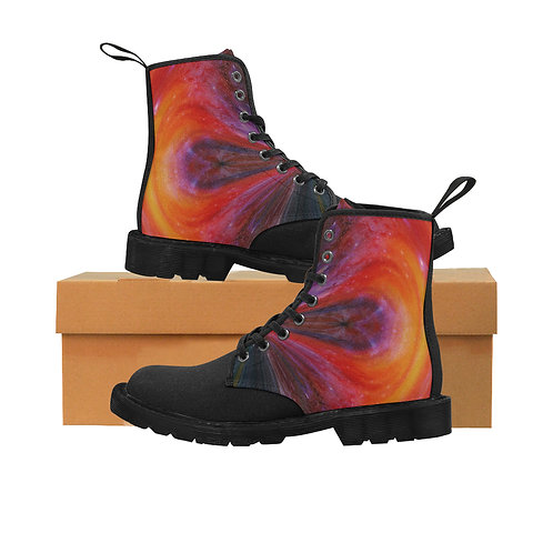 Red Galaxy - Dr. Marten Boots