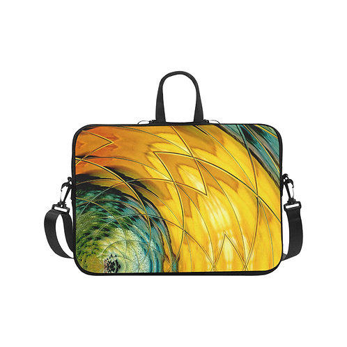 Yellow Delight - 17 Inch Laptop Bag