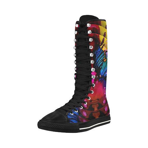 Chakra Blast - Long Boots