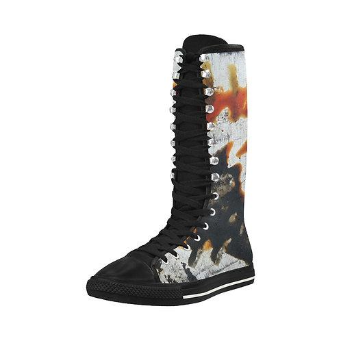 Lizard Long Boots
