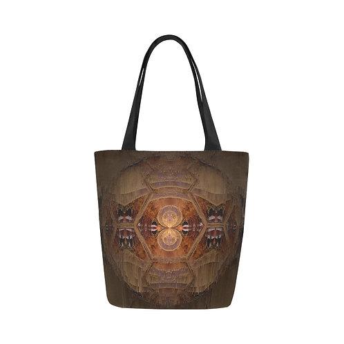 Native - Canvas Tote Bag