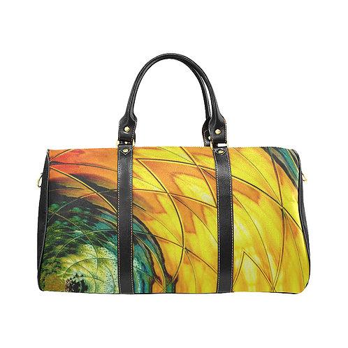 Yellow Delight - Waterproof Travel Bag
