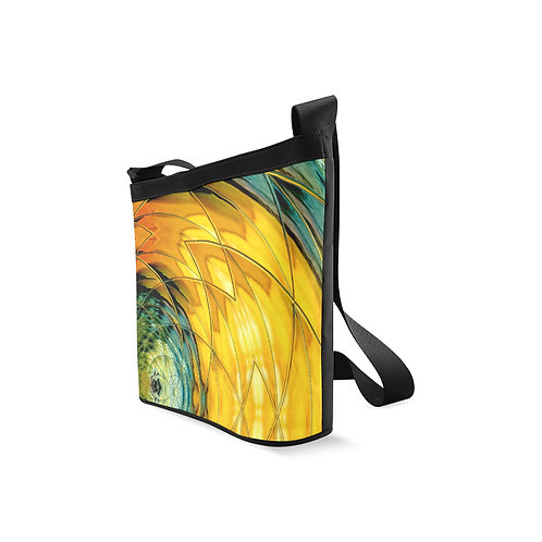 Yellow Delight - Crossbody Bag
