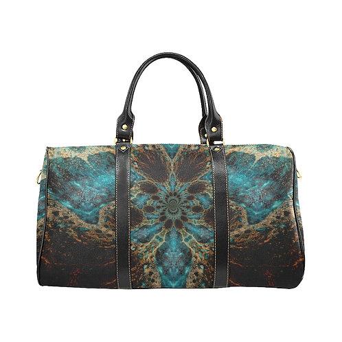 Fractal Goddess - Waterproof Travel bag