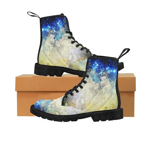 Galaxy Blue - Dr. Marten Boots