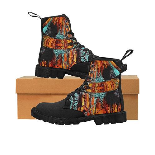Southwest Sunset - Dr. Marten Boots