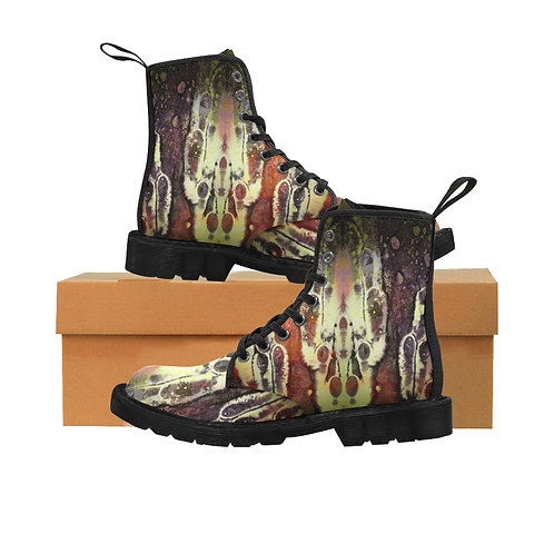 Dr. Marten Red Sky Boots