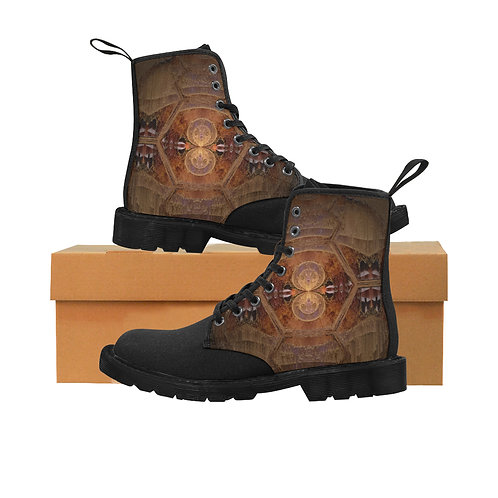 Dr. Marten Boots - Native