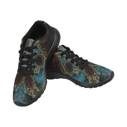 Fractal Goddess - Running Shoes