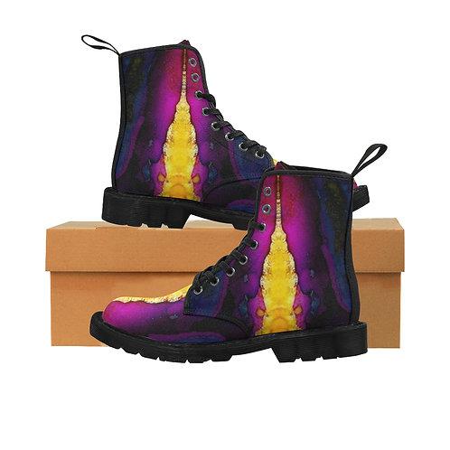 Dr. Marten Chakra Flame Boots