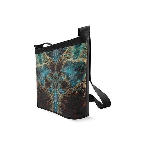 Fractal Goddess - Crossbody Bag