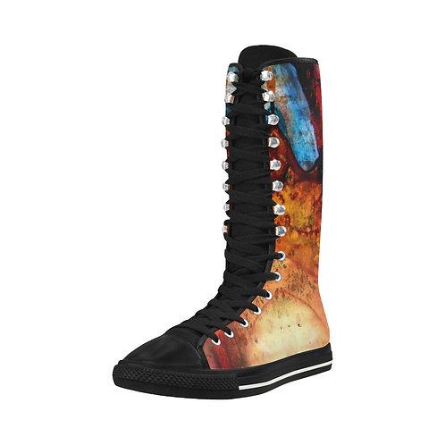 Desert Delight Long Boots