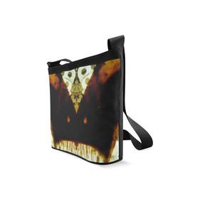Ocher Brown Cross Body Bag1.jpg