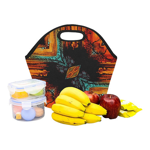 Aztec Lunch Bag
