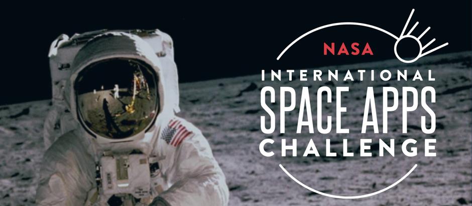 NASA SPACE APPS CHALLENGE 2020'YE KATILDIK