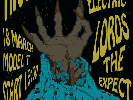 CSBR анонс. Risin Sabotage | Electric Lords | The Expect
