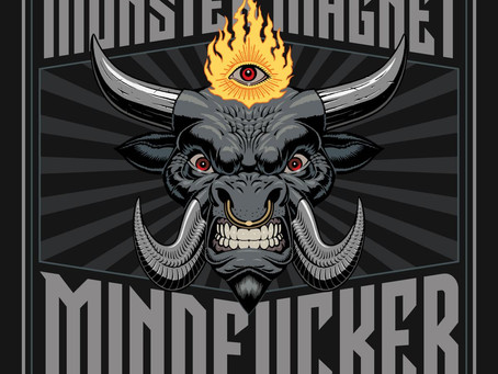 MONSTER MAGNET — MINDFUCKER (2018, Napalm Records)