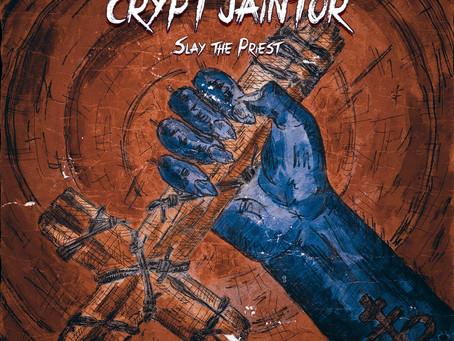 CSBR Review. Crypt Jaintor - Slay The Priest (2017, Self Released)