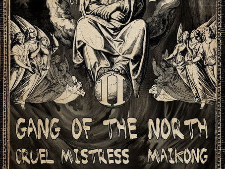 CSBR анонс. Support Creation II † Gang of the North † Cruel Mistress † Maikong