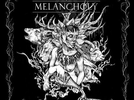 Melancholy - Beastlake (2017, Zero Hero Rec.)
