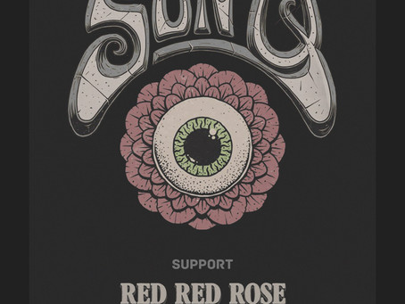Sun Q † Red Red Rose @ Model T || CSBR отчет