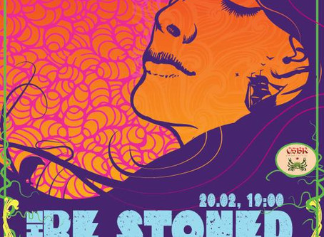 CSBR отчет: The Re-Stoned † Smokinace † Starified | 20.02.2016 Джао Да