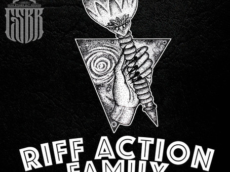 CSBR Анонс: Riff Action Family   Electric Lords   Milliony Let @ Jao Da 21.04.17