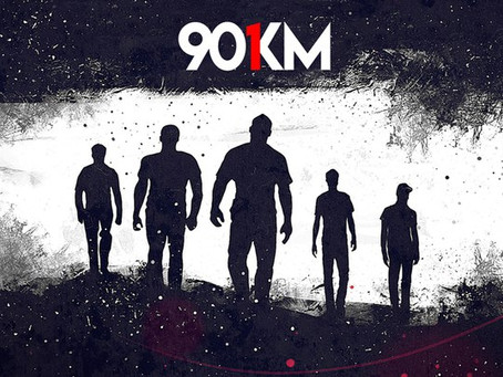 CSBR Review: 901km - Первый