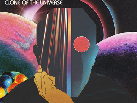 FU MANCHU — CLONE OF THE UNIVERSE (2018, At the Dojo Records)