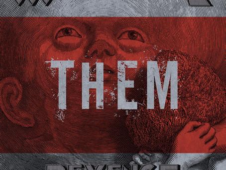 CSBR Review. Montezuma's Revenge - Them (2017, Zero Hero Recordings)