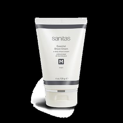 Sanitas Essential Shave Cream (Men)