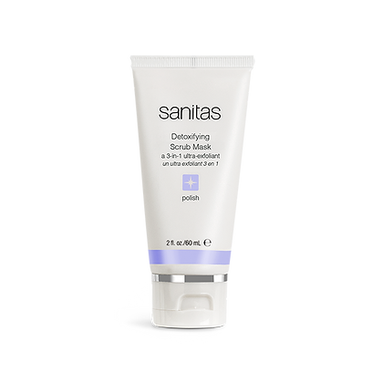 Sanitas Detoxifying Scrub Mask