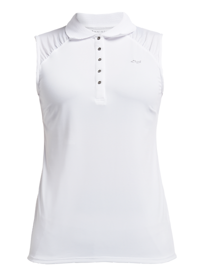 Pulse sleeveless Poloshirt