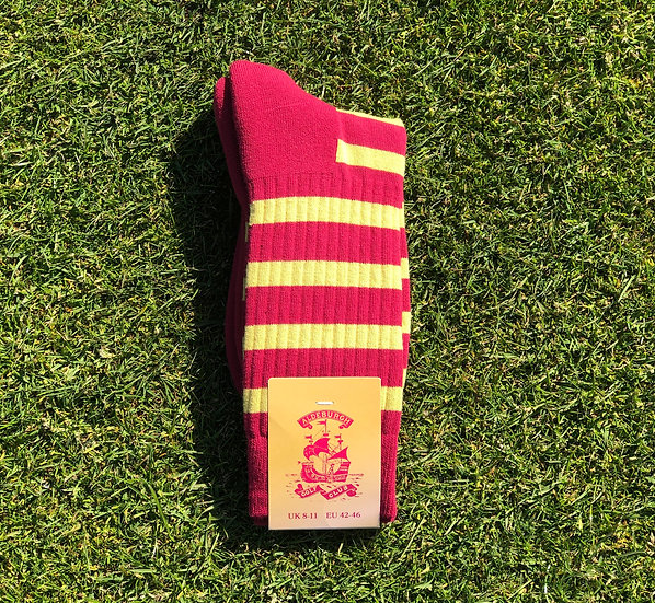 AGC Mens Golf Sock