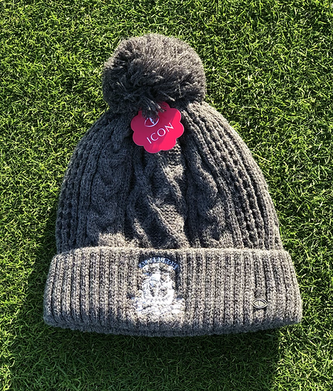 AGC Knitted - Grey