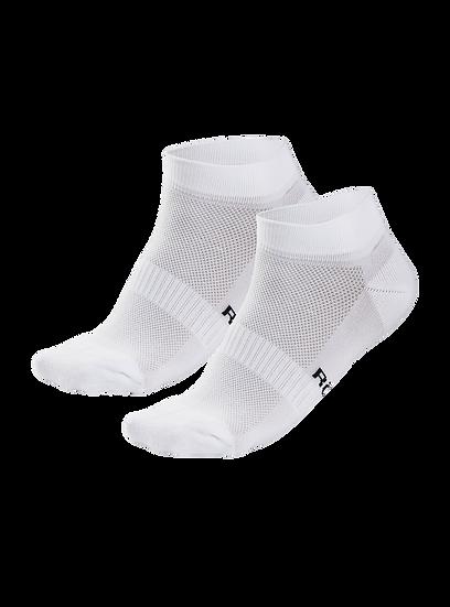 Short Sock 2-Pack White