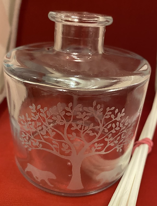 Bulldog Tree of Life Diffuser