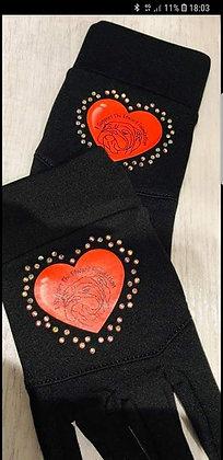 Sparkly Gloves