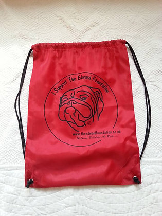 EF Drawstring Bag