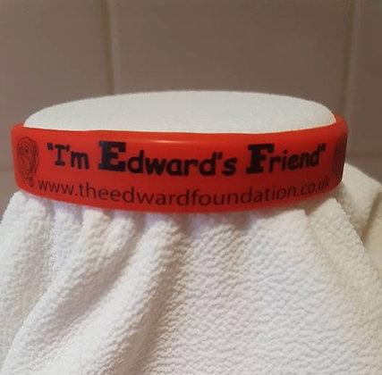 Edward Foundation Wristbands