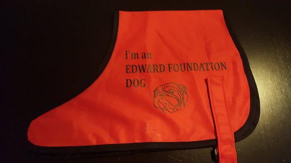 Edward Foundation Dog Coat