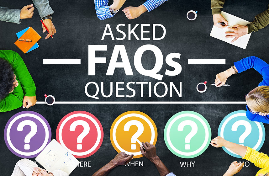 Frequently Asked Questions FAQ Problems