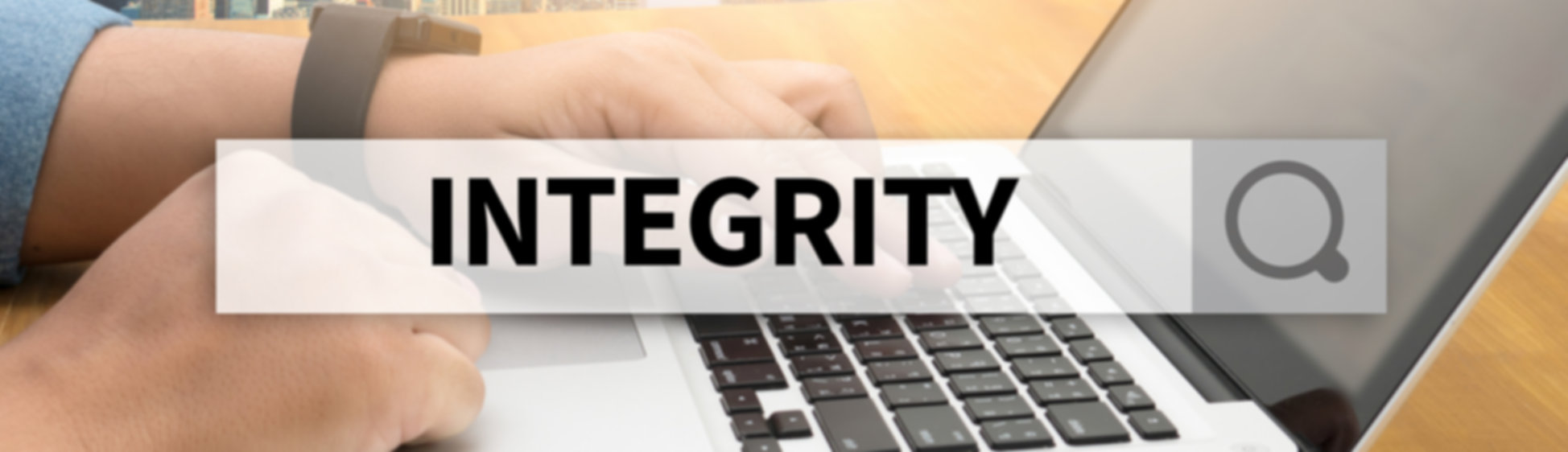INTEGRITY   Ethics Loyalty Moral Motivat