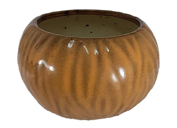 UrbanRoots Round Ceramic Pot (6 inch)