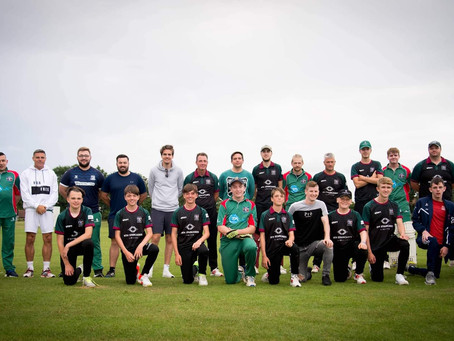 Run Free bowled over by cricket success