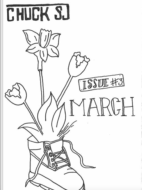 Zine #03 March