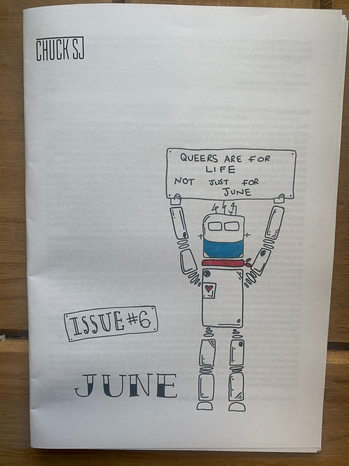 Zine #06 June